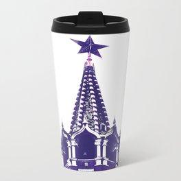 Kremlin Chimes-violet Metal Travel Mug