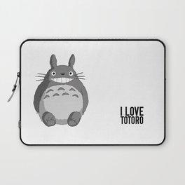 I Love Totoro Laptop Sleeve