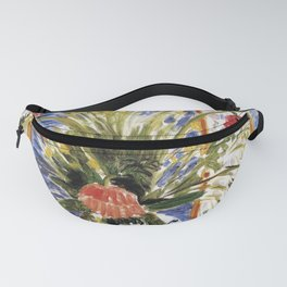Henri Matisse - Poppies - Exhibition Poster Fanny Pack