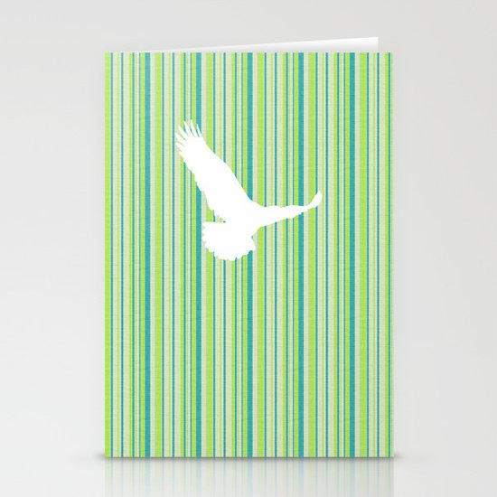 Eagle Has Landed Stationery Cards