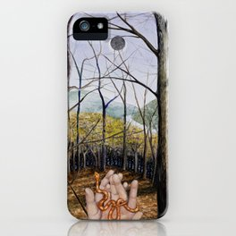 Temptation iPhone Case