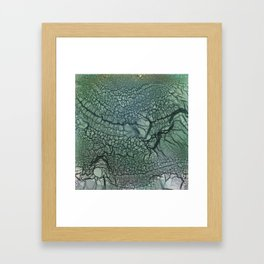 Sunken Memories III Framed Art Print
