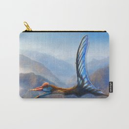 Quetzalcoatlus Northropi Restored Carry-All Pouch