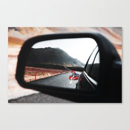 Mario Kart IRL Canvas Print