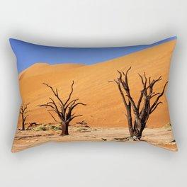 Dead Vlei Namibia IV Rectangular Pillow