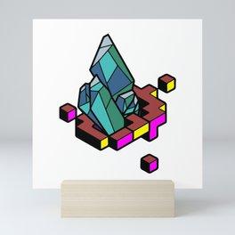 Formation Mini Art Print