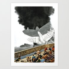 Endless Wars, Will They Ever End? Art Print