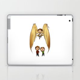 Our Castiel Laptop & iPad Skin