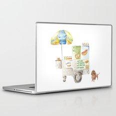 Hot Dog Truck Laptop & iPad Skin