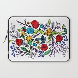 Florals IV Laptop Sleeve