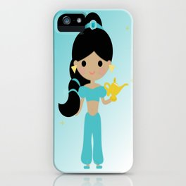 Princess Jasmine iPhone Case