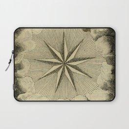 Nine-Pointed Star Laptop Sleeve