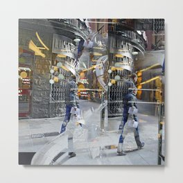 Monday 25 February 2013: effervescent attitudes triumph somberly Metal Print
