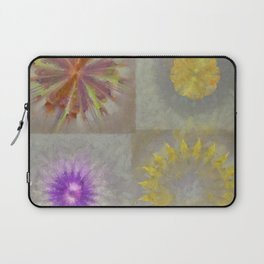 Anticapitalistically Combination Flower  ID:16165-030023-59450 Laptop Sleeve