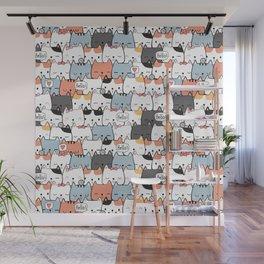 Cute Miao Wall Mural