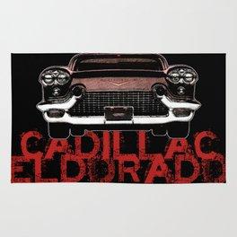 Cadillac Eldorado Tribute Rug