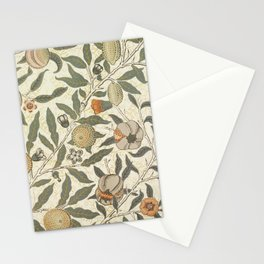 William Morris Fruit Pattern Stationery Cards