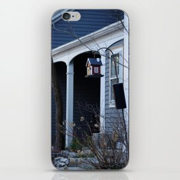 Bird House iPhone Skin