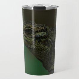 Philippine Sailfin Lizard Travel Mug