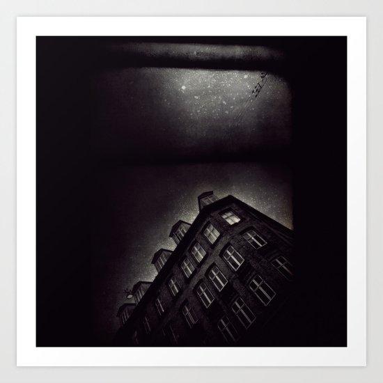 Penumbra Art Print
