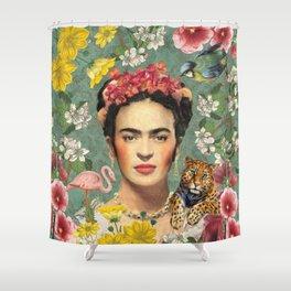 Frida Kahlo X Shower Curtain