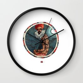 Tribes of our lives Wall Clock