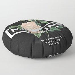 TOP Migraine Floor Pillow