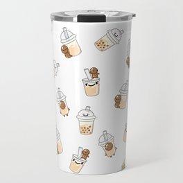 I LOVE BUBBLE TEA Travel Mug