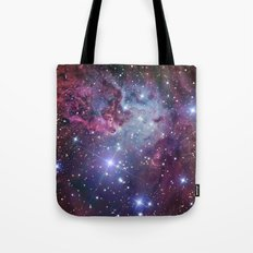 Nebula Galaxy Tote Bag