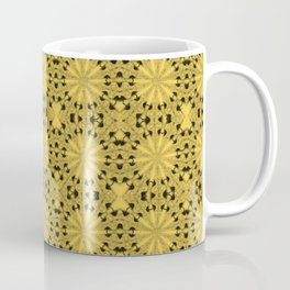 Primrose Yellow Star Coffee Mug