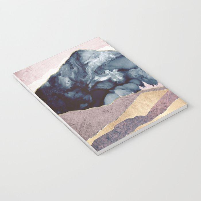 Mauve Vista Notebook