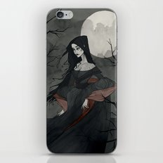 Annabel Lee iPhone Skin