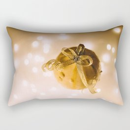 The Golden Pumpkin (Color) Rectangular Pillow