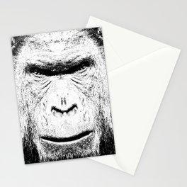 Gorilla Stationery Cards