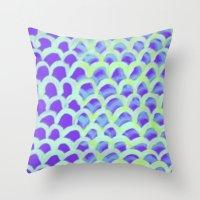 ezra koenig Throw Pillows featuring ezra by WILDTROPHYCHILD