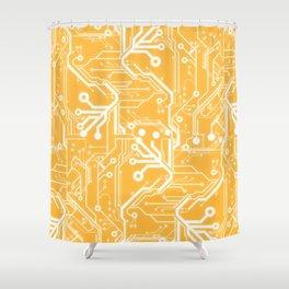 Phalanx  Shower Curtain