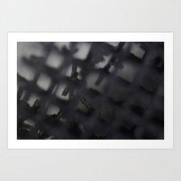 Graphene Dreams Art Print