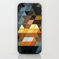 gyld^pyrymyd iPhone & iPod Skin