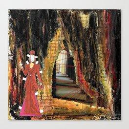 Lasting Impression Canvas Print