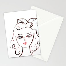 The Red Shoes Stationery Cards
