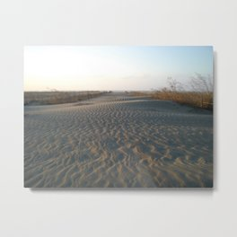 SANDSCAPE Metal Print