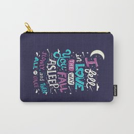 Fell in love Carry-All Pouch