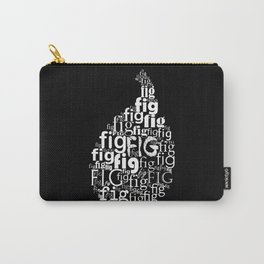 Invert fig Carry-All Pouch