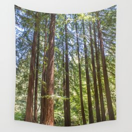 Redwood Grove Wall Tapestry