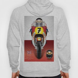 Barry Sheene 500cc 1976 MotoGP Hoody