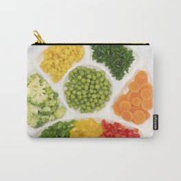 Fancy veggies Carry-All Pouch