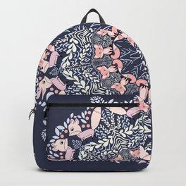 Woodland Mandela Backpack