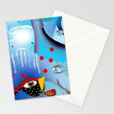 Susan Underwater Chadds Ford, PA Stationery Cards