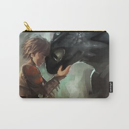hiccup & toothless Carry-All Pouch