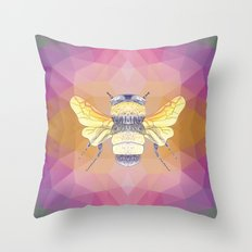 Oh Honey Throw Pillow